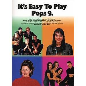 COMPILATION - IT'S EASY TO PLAY POPS 9