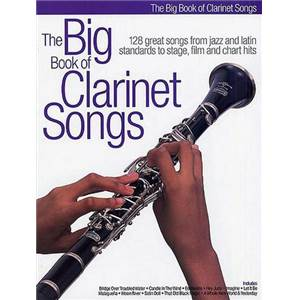 COMPILATION - BIG VOL.OF CLARINET SONGS