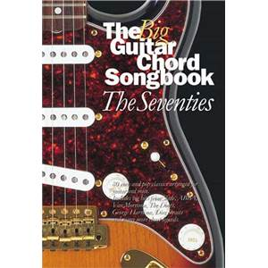COMPILATION - BIG GUITAR CHORD SONGBOOK : THE 70'S