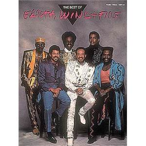EARTH WIND AND FIRE - THE BEST OF P/V/G