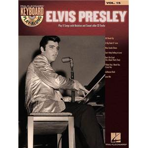 PRESLEY ELVIS - KEYBOARD PLAY ALONG VOL.15 + CD