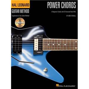 TATNALL KIRK - HAL LEONARD GUITAR METHOD POWER CHORDS + CD