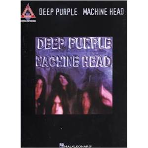 DEEP PURPLE - MACHINE HEAD GUITAR TAB.