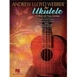 WEBBER ANDREW LLOYD - FOR UKULELE