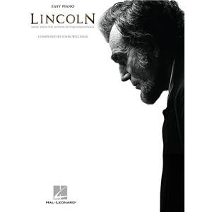 WILLIAMS JOHN - LINCOLN B.O. EASY PIANO SOLO