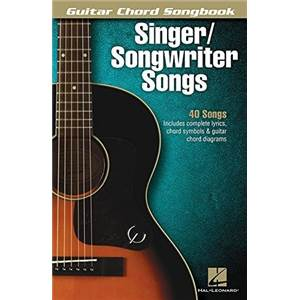 COMPILATION - GUITAR CHORD SONGBOOK SINGER/SONGWRITER SONGS