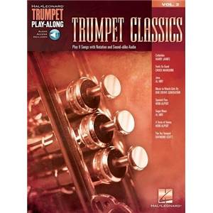 COMPILATION - TRUMPET PLAY-ALONG VOL.02 TRUMPET CLASSICS + AUDIO ACCESS