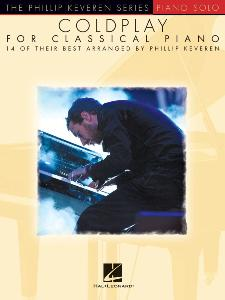 COLDPLAY - PHILLIP KEVEREN SERIES EASY PIANO SOLOS