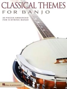 CLASSICAL THEMES FOR BANJO (TABLATURES) - BANJO 5 CORDES
