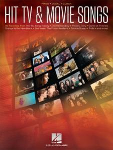 COMPILATION - HIT TV & MOVIE SONGS P/V/G
