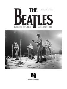THE BEATLES - SHEET MUSIC COLLECTION P/V/G