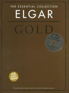 ELGAR EDWARD - EASY GOLD  ESSENTIAL PIANO COLLECTION + CD