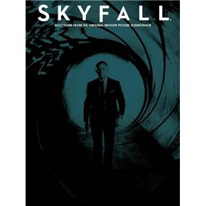 COMPILATION - SKYFALL SELECTIONS FROM THE MOTION PICTURE SOUNDTRACK P/V/G PIANO SOLO