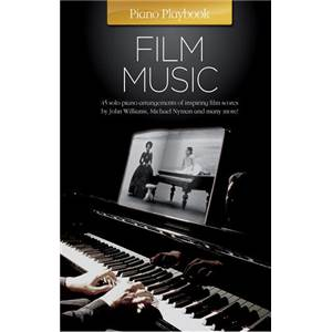 COMPILATION - PIANO PLAYBOOK FILM MUSIC P/V/G