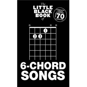 COMPILATION - LITTLE BLACK SONGBOOK 6 CHORD SONGS