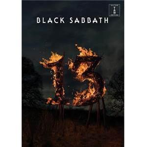 BLACK SABBATH - 13 GUITAR TAB.