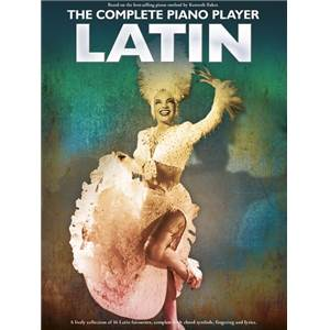 COMPILATION - COMPLETE PIANO PLAYER LATIN