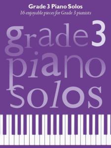 COMPILATION - PIANO GRADED PIECES GRADE 3