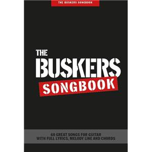 COMPILATION - THE BUSKERS SONGBOOK M/L/C