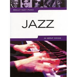 COMPILATION - REALLY EASY PIANO JAZZ 24 GREAT SONGS
