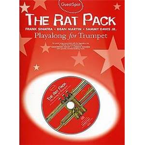 COMPILATION - GUEST SPOT RAT PACK PLAY ALONG FOR TRUMPET + CD
