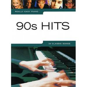 COMPILATION - REALLY EASY PIANO 90S HITS