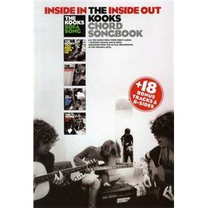 THE KOOKS - INSIDE IN THE INSIDE OUT CHORD SONGBOOK