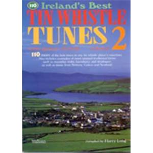 COMPILATION - IRELAND'S BEST TIN WHISTLE TUNES (110) VOL.2+ CD