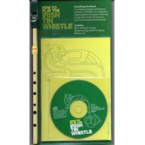 MAGUIRE TOM - IRISH TIN WHISTLE HOW TO PLAY FLUTE + CD