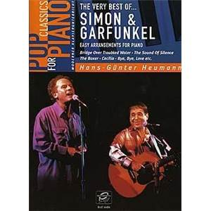SIMON & GARFUNKEL - THE VERY BEST OF ARRANGEMENT PIANO FACILE