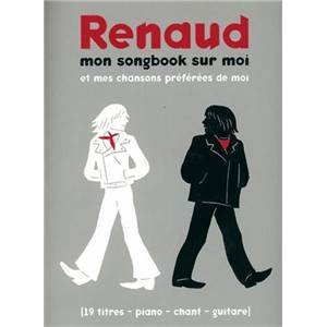 RENAUD - MON SONGBOOK SUR MOI BEST OF P/V/G
