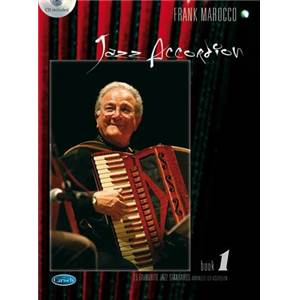 COMPILATION - JAZZ ACCORDEON 15 STANDARDS JAZZ VOL.1 + CD