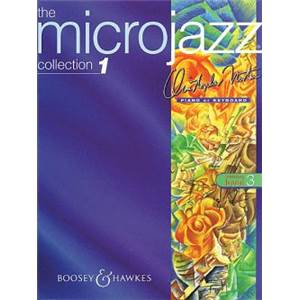 NORTON CHRISTOPHER - MICROJAZZ VOL.1 LEVEL 3 PIANO