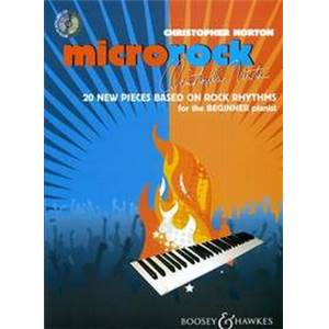 NORTON CHRISTOPHER - MICROROCK PIANO + CD