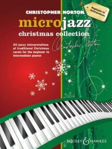 NORTON CHRISTOPHER - MICROJAZZ CHRISTMAS COLLECTION BEGINNER / INTERMEDIATE - PIANO