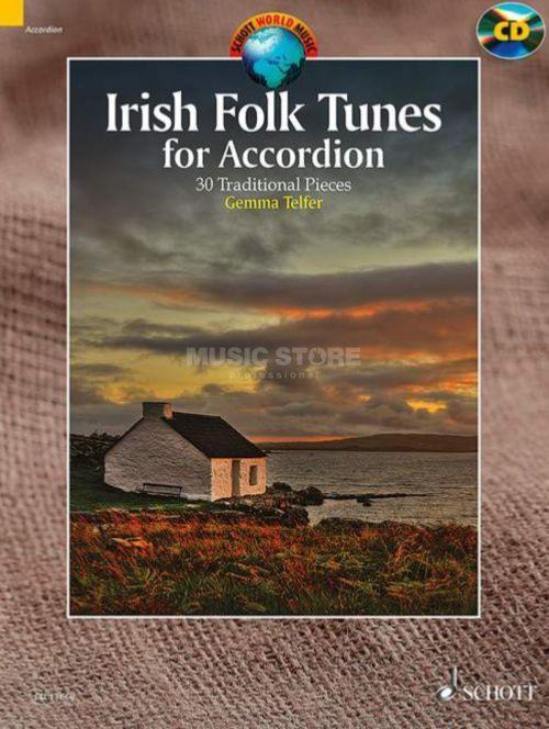 Irish folk tunes Guitare 24 pi/èces traditionnelles irlandaises - CD