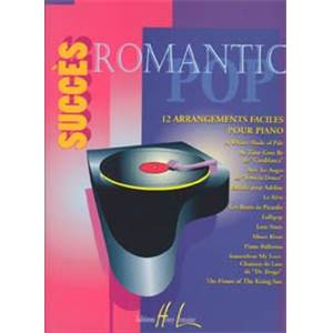 HEUMANN HANS GUNTER - SUCCES ROMANTIC POP POUR PIANO