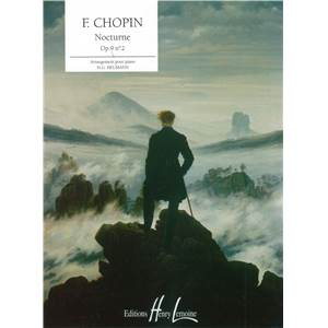 CHOPIN FREDERIC - NOCTURNE OP.9 N°2 - PIANO