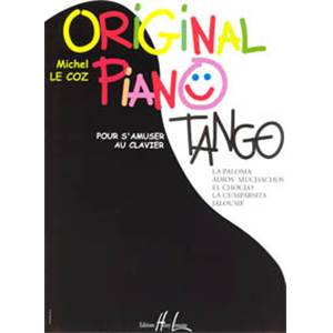 LE COZ MICHEL - ORIGINAL PIANO TANGO