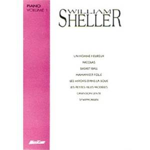 SHELLER WILLIAM - ALBUM PIANO VOL.1