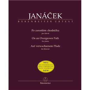 JANACEK LEOS - ON AN OVERGROWN PATH ( SUR UN SENTIER BROUSSAILLEUX) - PIANO