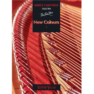 CHARTREUX ANNICK - A NEW COLOURS VOL.1