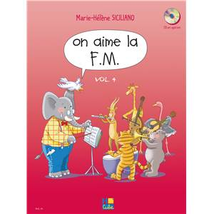 SICILIANO MARIE HELENE - ON AIME LA F.M. VOL.4