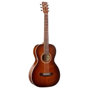 GUITARE FOLK ACOUSTIQUE ART & LUTHERIE CEDAR AMI ANTIQUE BURST 023509