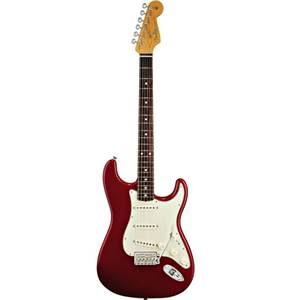 GUITARE FENDER CLASSIC PLAY STRATO 60 CANDY APPLE RED 0141100309