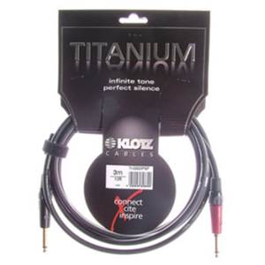 CABLE GUITARE KLOTZ TI 0300 PSP
