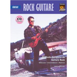 HOWARD PAUL - ROCK GUITAR DÉBUTANT MÉTHODE COMPLÈTE DE GUITARE ROCK + CD