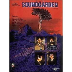 SOUNDGARDEN - BEST GUITAR TAB.