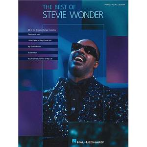 WONDER STEVIE - THE BEST OF P/V/G
