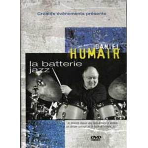HUMAIR DAVID - DVD LA BATTERIE JAZZ